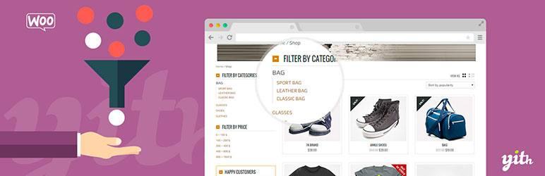 YITH WooCommerce Ajax Navigation